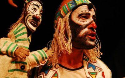 Mateus da Lelé Bicuda no Teatro Cidade Livre