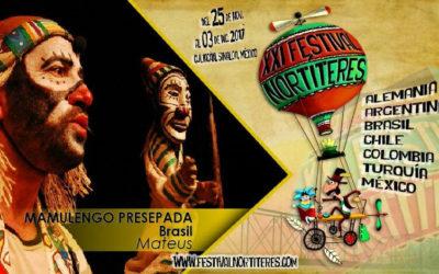 XXI Festival Nortiteres Mexico 2017