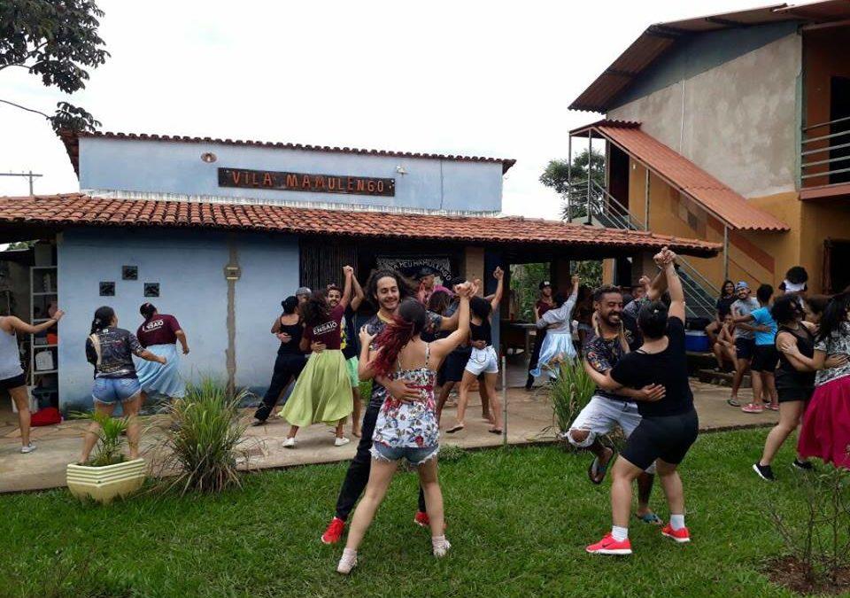 Viva a Vila Mamulengo! Viva Olhos D`água