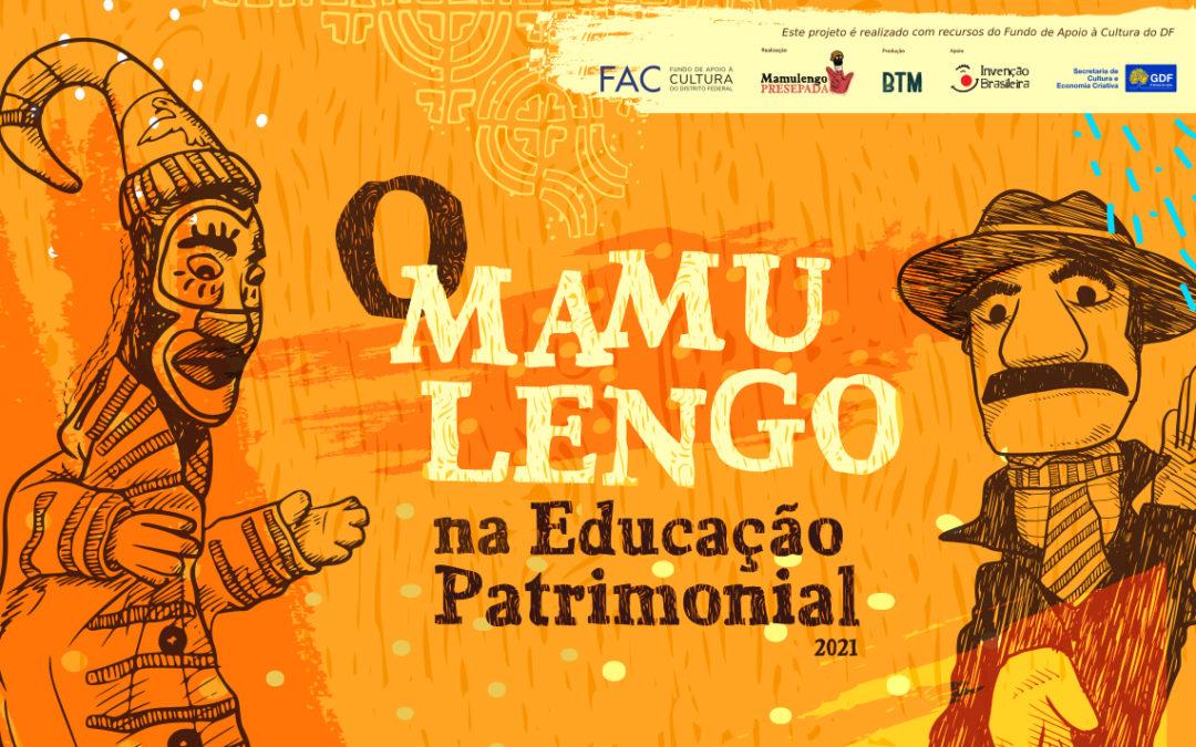 Aula-espetáculo: O Mamulengo na Educação Patrimonial